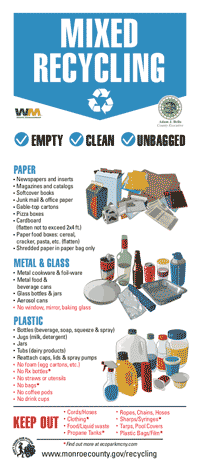 View Recycle Right Flyer