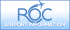 ROC Airport Information