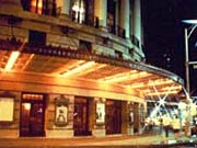 Picture of the Eastman Theatre.