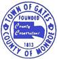 Town of Gates logo