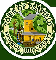 Town of Penfield logo