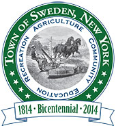 Town of Sweden logo