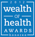 2012 Wealth of Health Awards Honoree