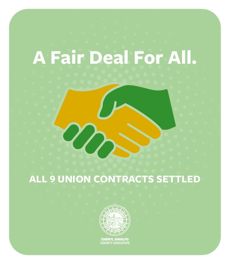 image of A Fair Deal For All. All 9 Union Contracts Settled.