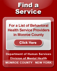 Mental Health Monroe County Ny