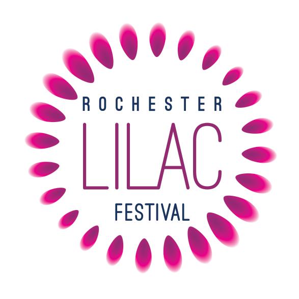 Lilac Festival Logo