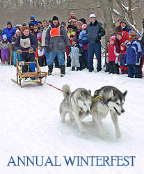 Annual Winterfest Poster