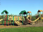Picture of playground equipment.