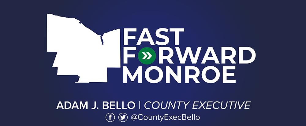 Monroe County Fast Forward Monroe Grant Program Monroe County Ny