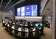 Picture of inside of Emergency Operations Center