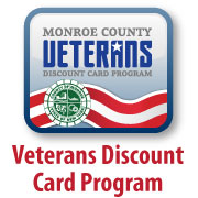 Veterans Discount Card Program graphic
